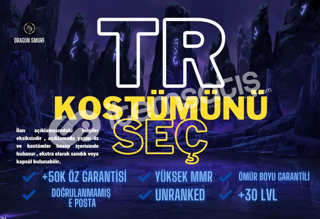 TR 6 KOSTÜM Jinx Varus