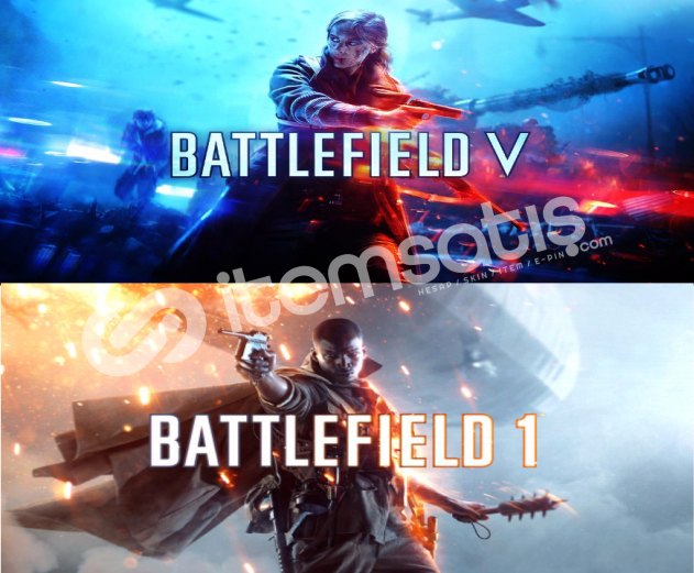 Battlefield 1/5 + Bilgiler Değişir !