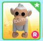 ADOPT ME Ride Albino Monkey