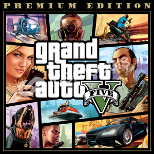 (Sıfır) Gta5 Premiumlu Epic Games Hesapları