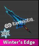 MM2 WINTERS EDGE 3 TL !!