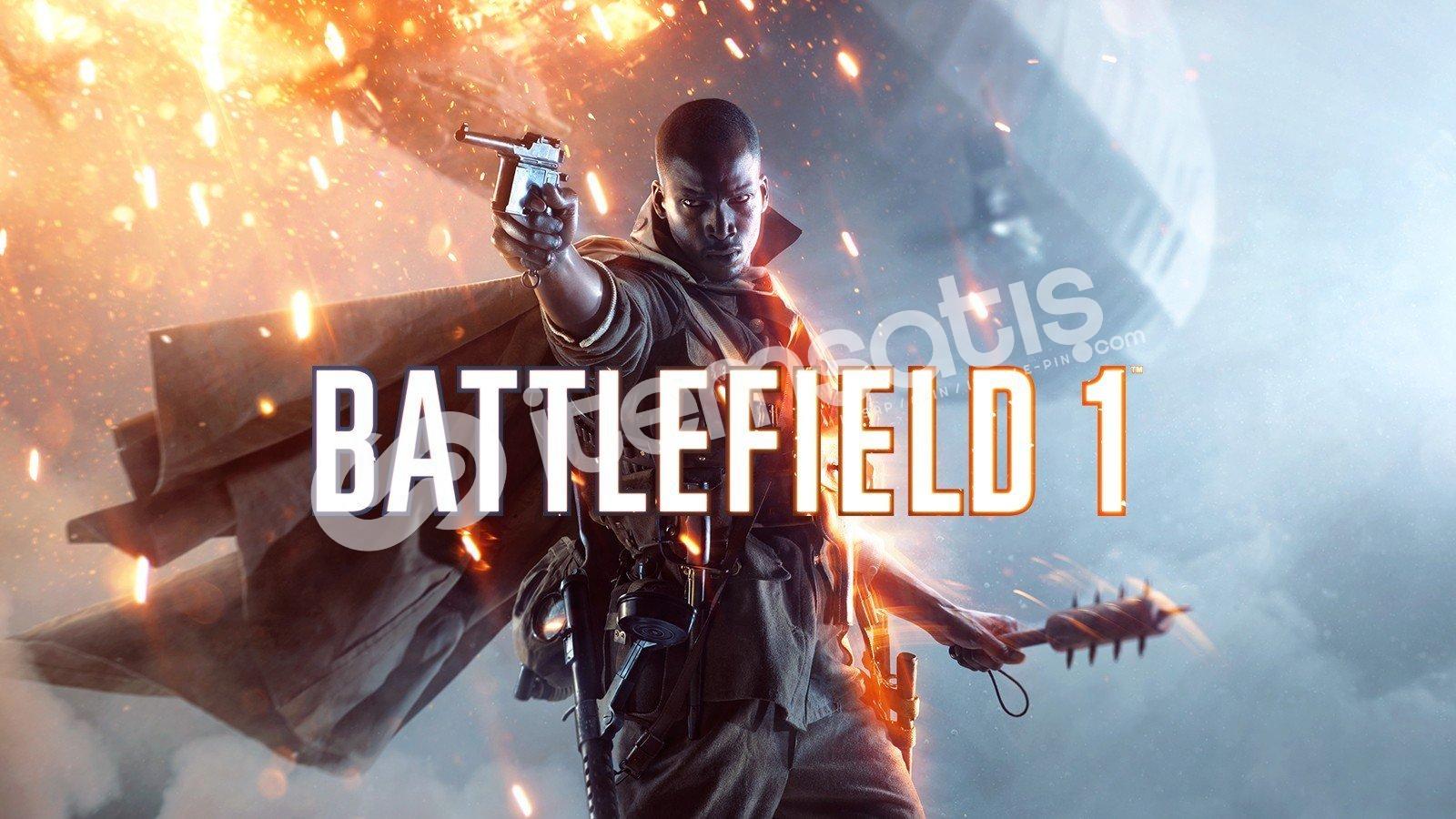 Battlefield 1 - Origin Hesabı