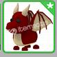 adopt me dragon