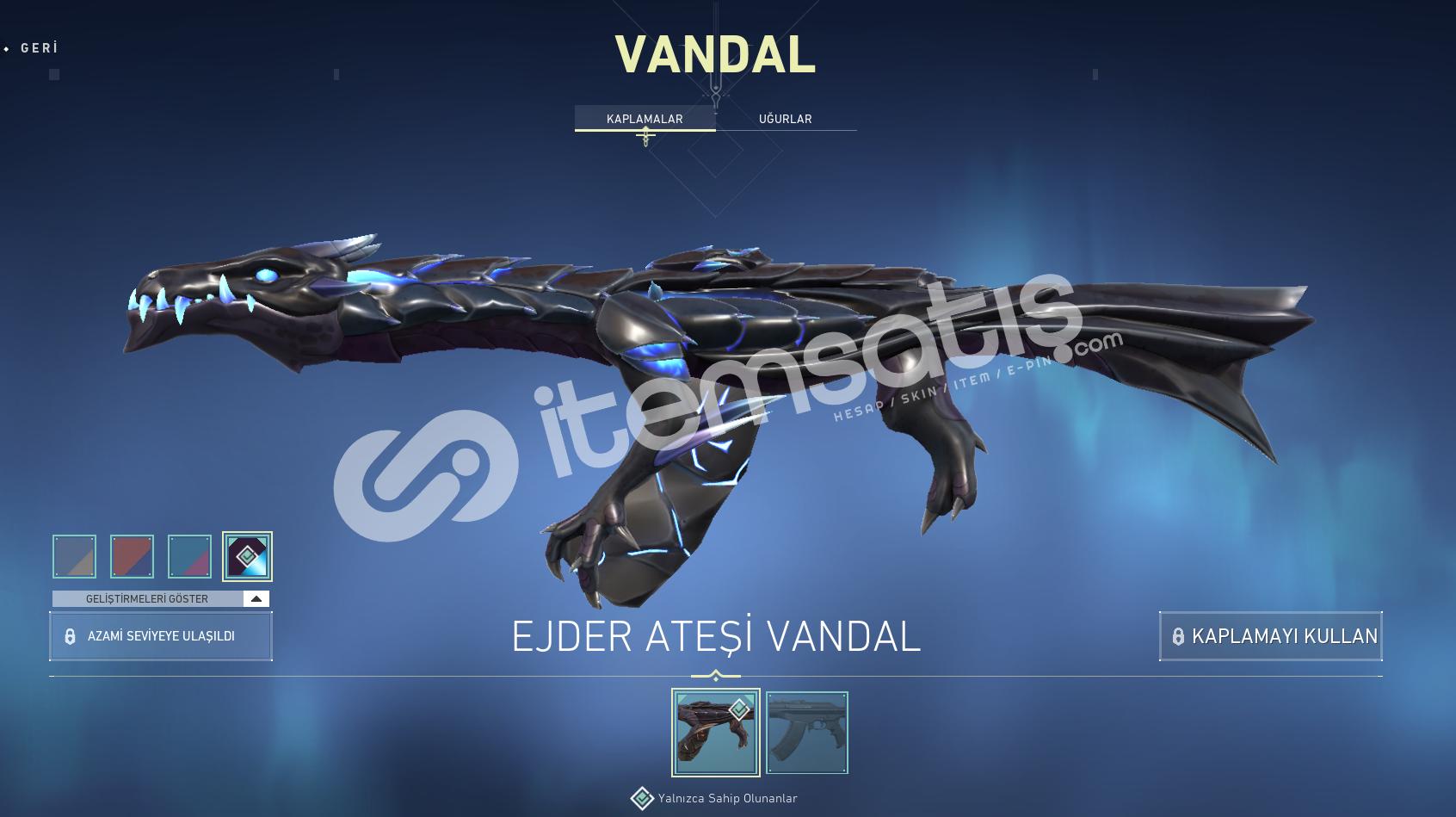EJDER VANDALLI GOLD 3 !!!