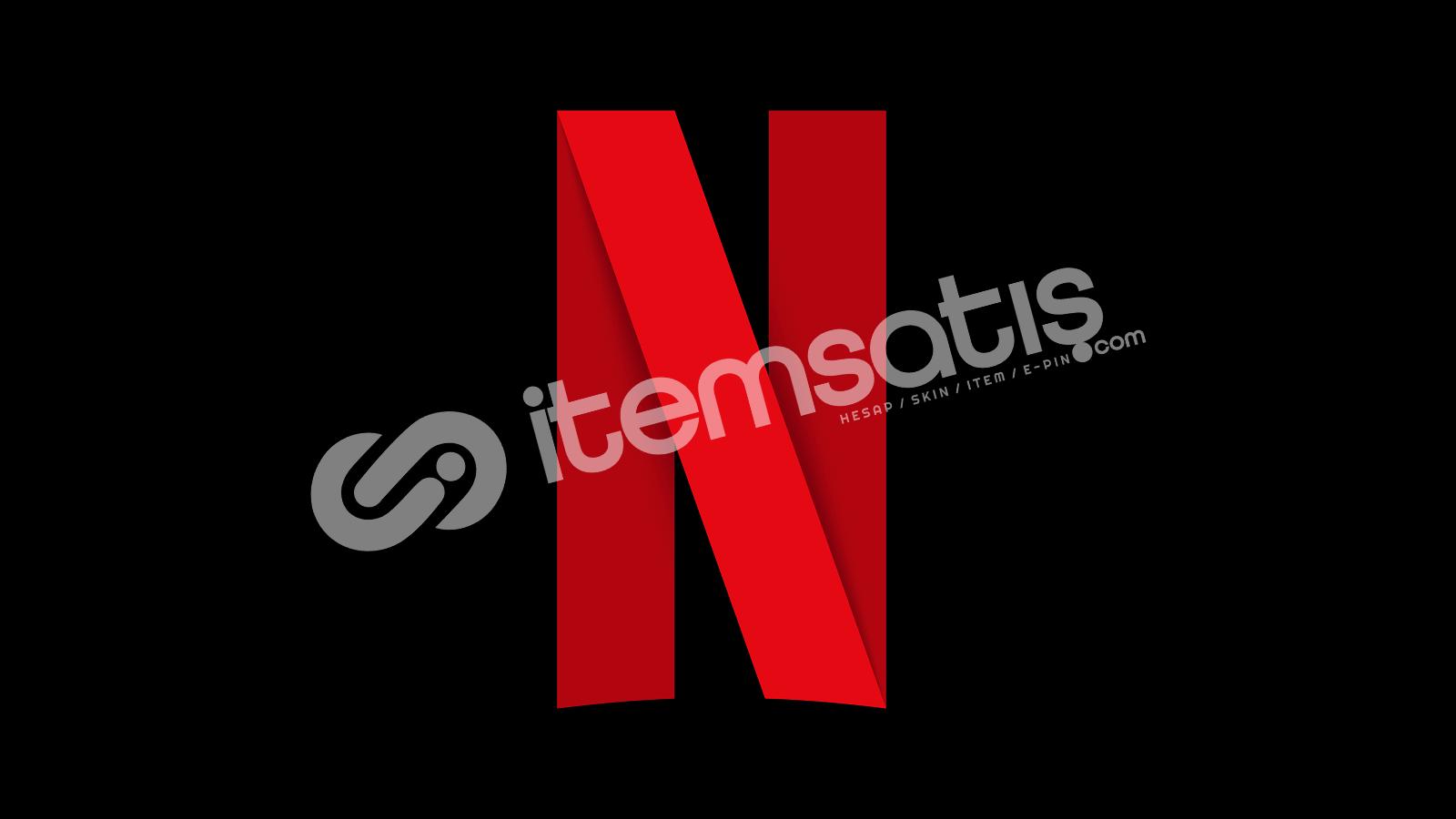 1 Aylık Netflix Premium | Tam Destek & Garanti,