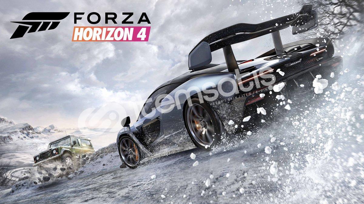 Forza Horizon 4 + 360 OYUN