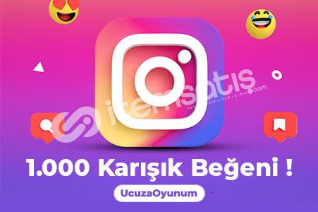 1000 Beğeni | Tam Destek & Hızlı Teslimat !