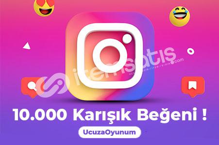 10.000 Beğeni | Tam Destek & Hızlı Teslimat !