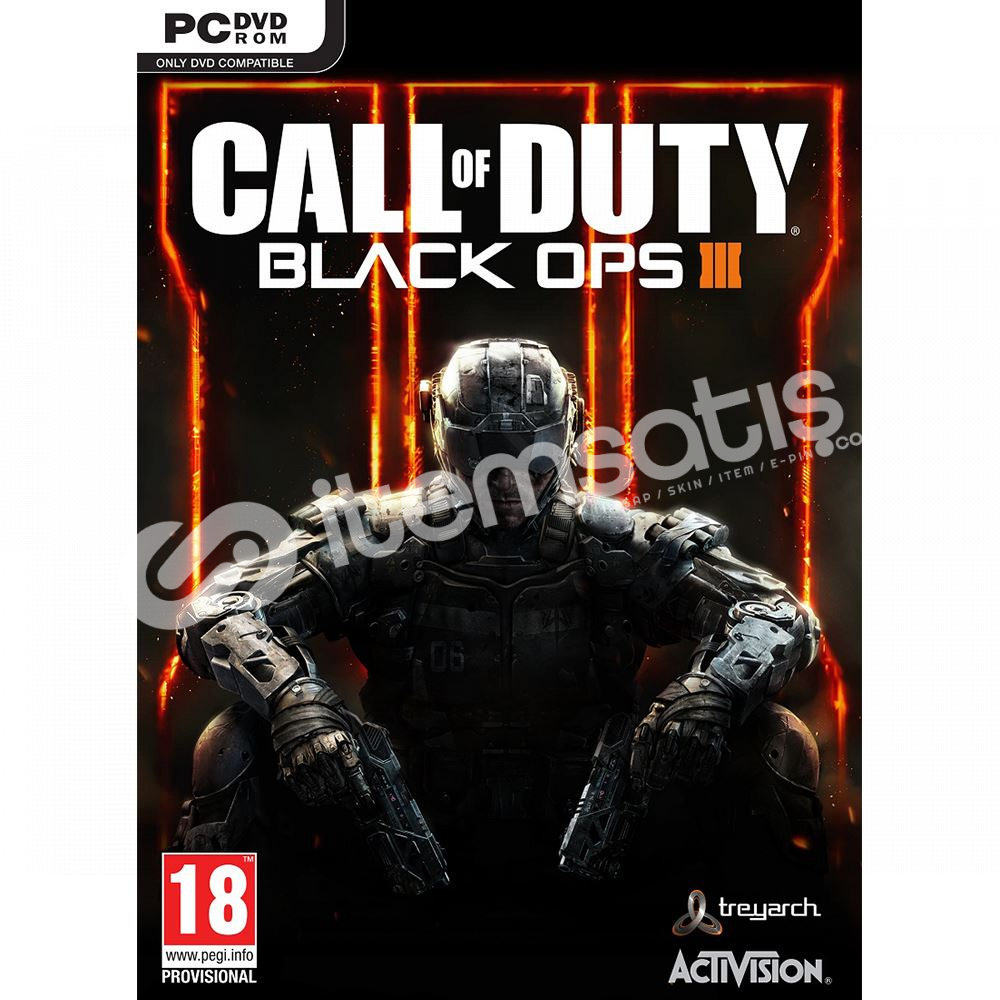 CALL OF DUTY BLACK OPS 3 & BLACK OPS 2