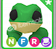adopt me NFR Frog