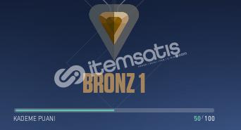 Bronz 1 50lp + HEDİYE