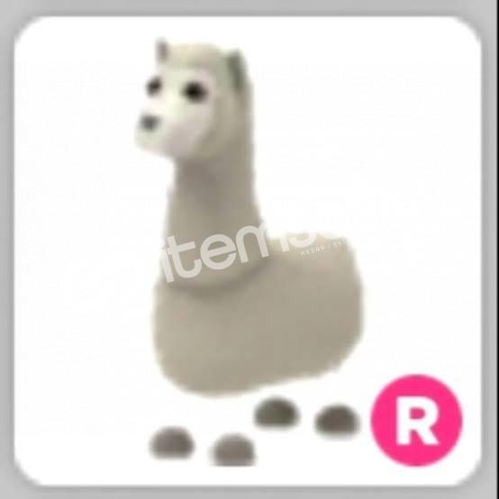Ride Llama, 1 tane var