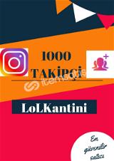 1000 KARIŞIK TAKİPÇİ / EN KALİTELİ / 12K İŞLEM