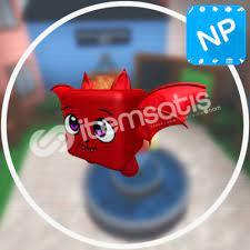 Mm2 Chroma FireBat Pet