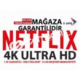 1 Aylık Garantili Netflix Profili
