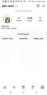 Satılık 19 K İlk Mailli Instagram Hesabı