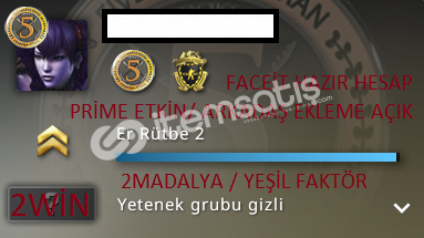 2MADALYALİ PRİME ETKİN/