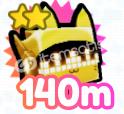 (İNDİRİM!) Golden Techno Cat