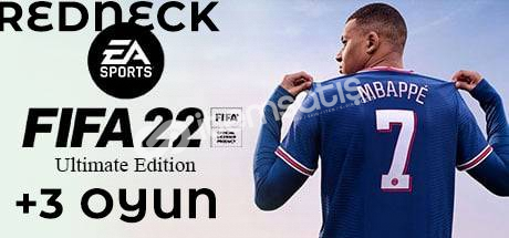 XBOX | FIFA 22 Ultimate Edition +3 Oyun+Garanti