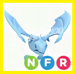 NFR Frost Dragon Adopt Me