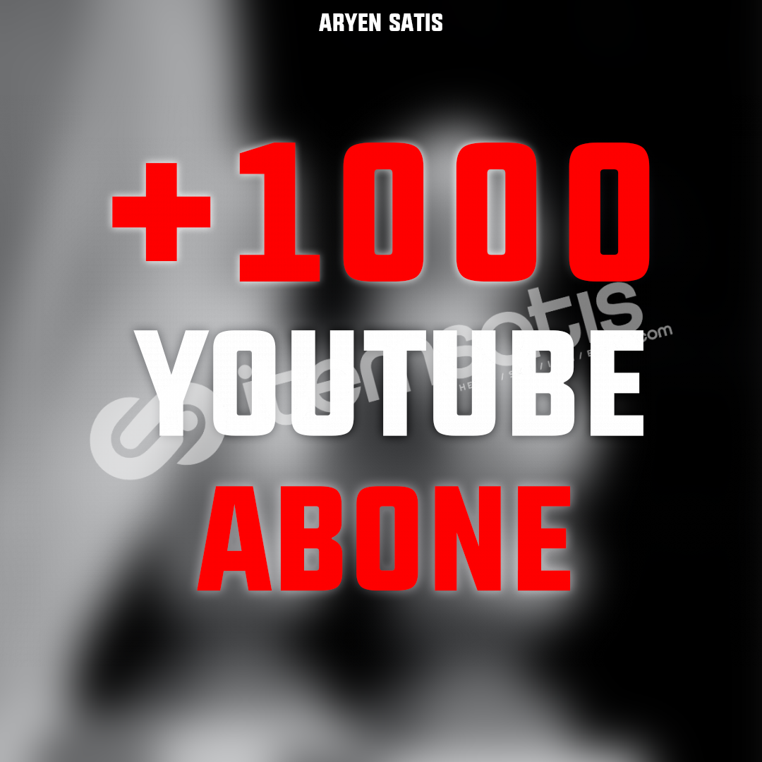 +1.000 Abone