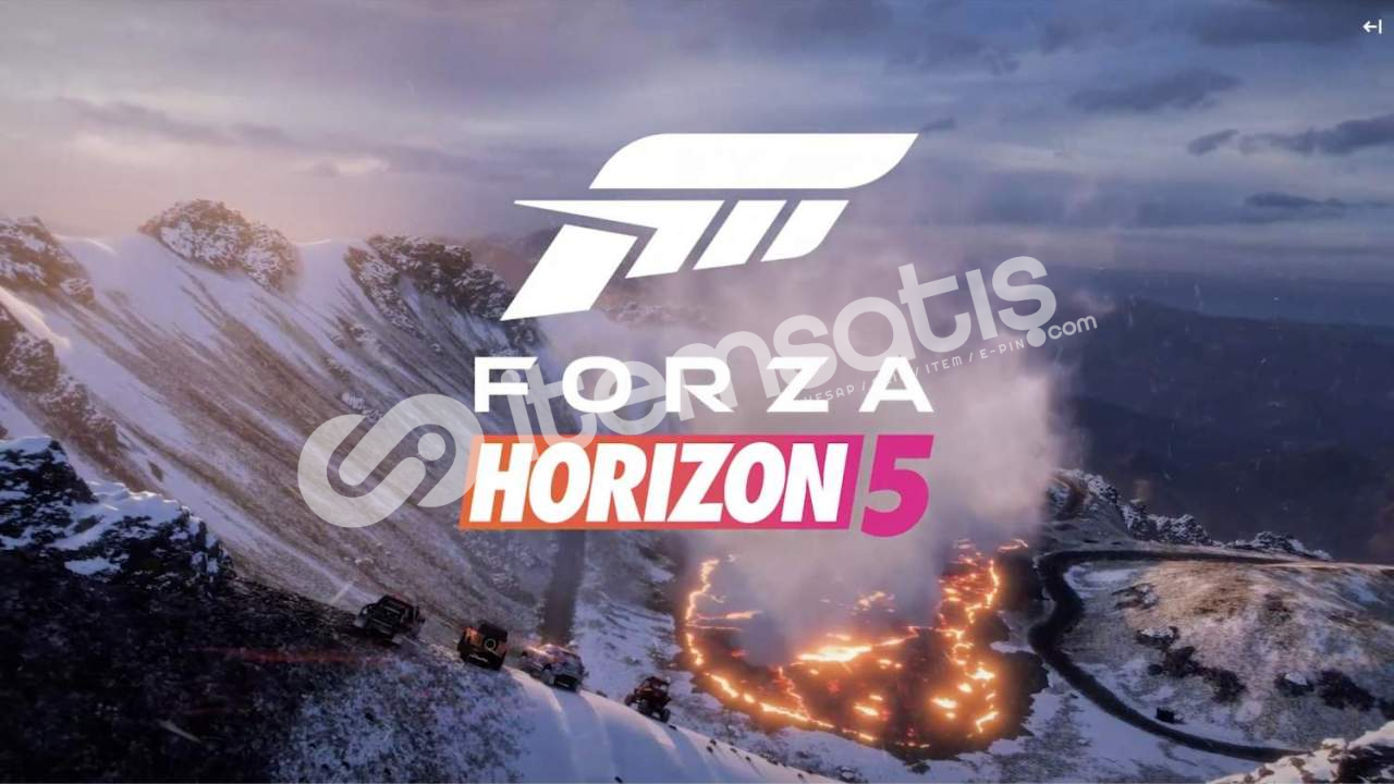 FORZA HORİZON 5