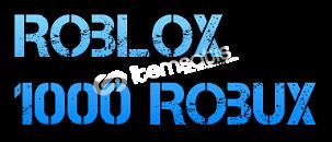 1000 ROBUX STOK: 20k
