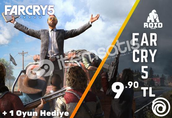 FAR CRY 5 Uplay Hesabı