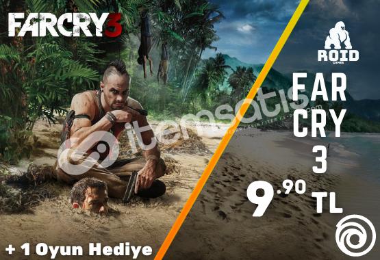 FAR CRY 3 Uplay Hesabı