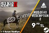 RED DEAD REDEMPTION 2 Steam Hesabı