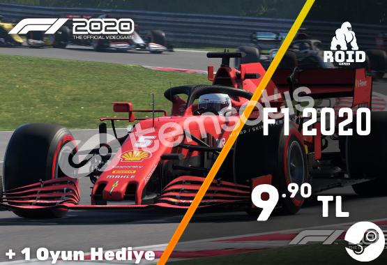 F1 2020 Steam Hesabı