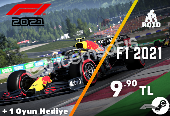 F1 2021 Steam Hesabı