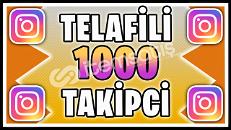 GARANTİLİ 1000 İNSTAGRAM TAKİPÇİSİ [KAMPANYA]