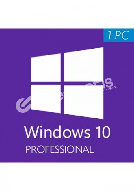 Windows 10 Pro Ürün Anahtarı