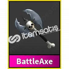 (mm2 battleaxe!!!)