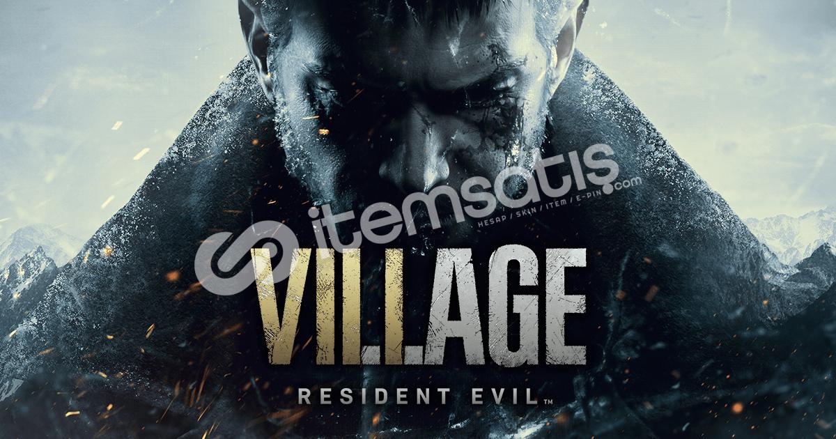 RESIDENT EVIL 8 Village DELUXE