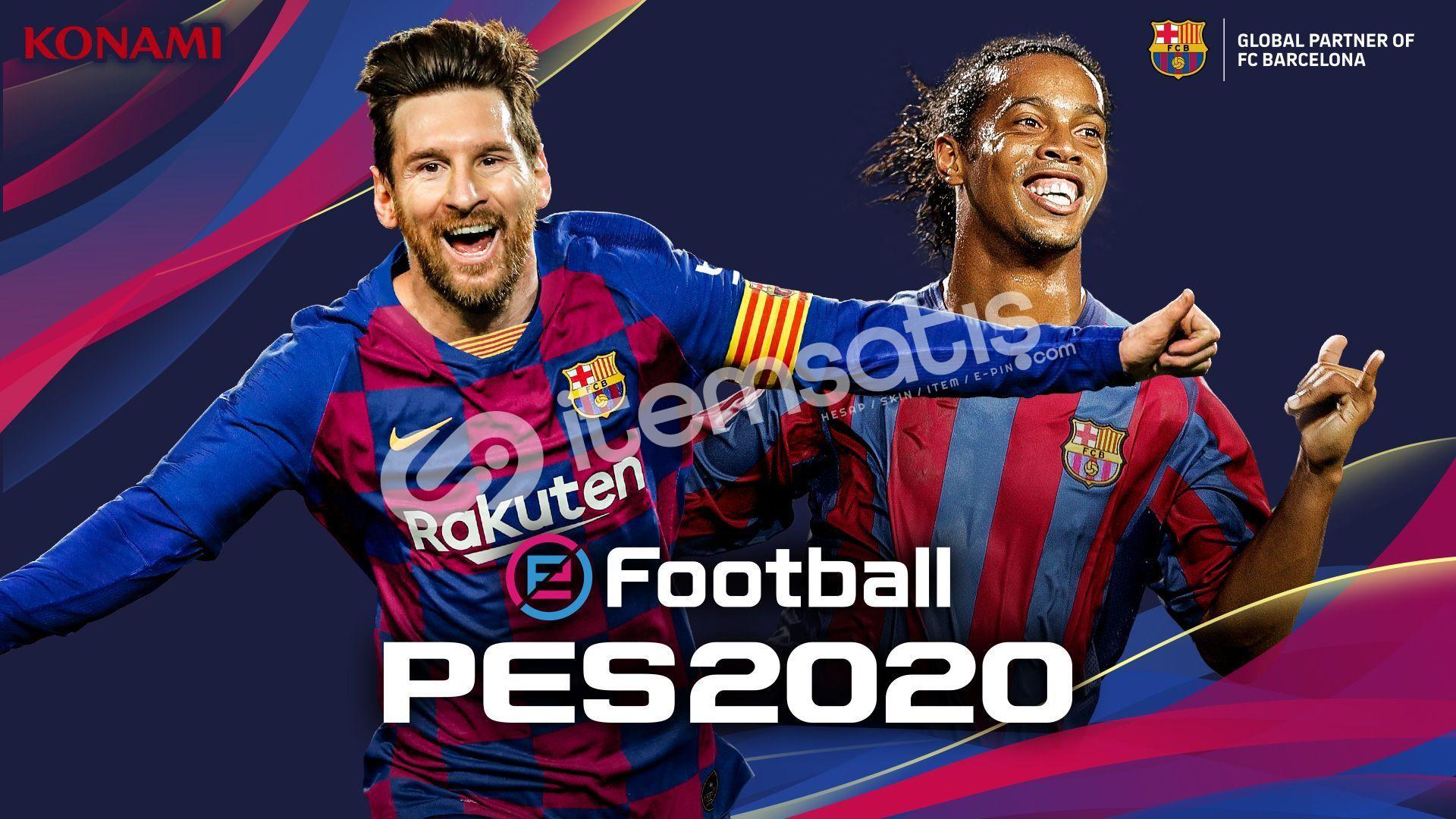 eFootball Pes 2020 + Garanti!