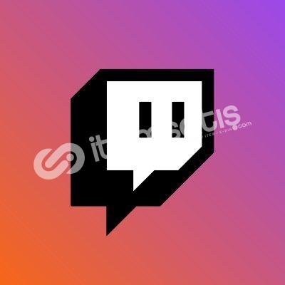 Twitch 5.000 Takipçi -YENİ YIL PAKETİ.!