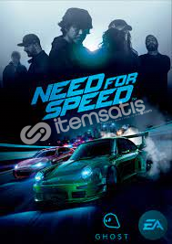 Need for Speed 2016 + Garanti