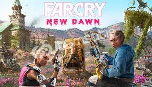Far Cry New Dawn (Geforce Now)