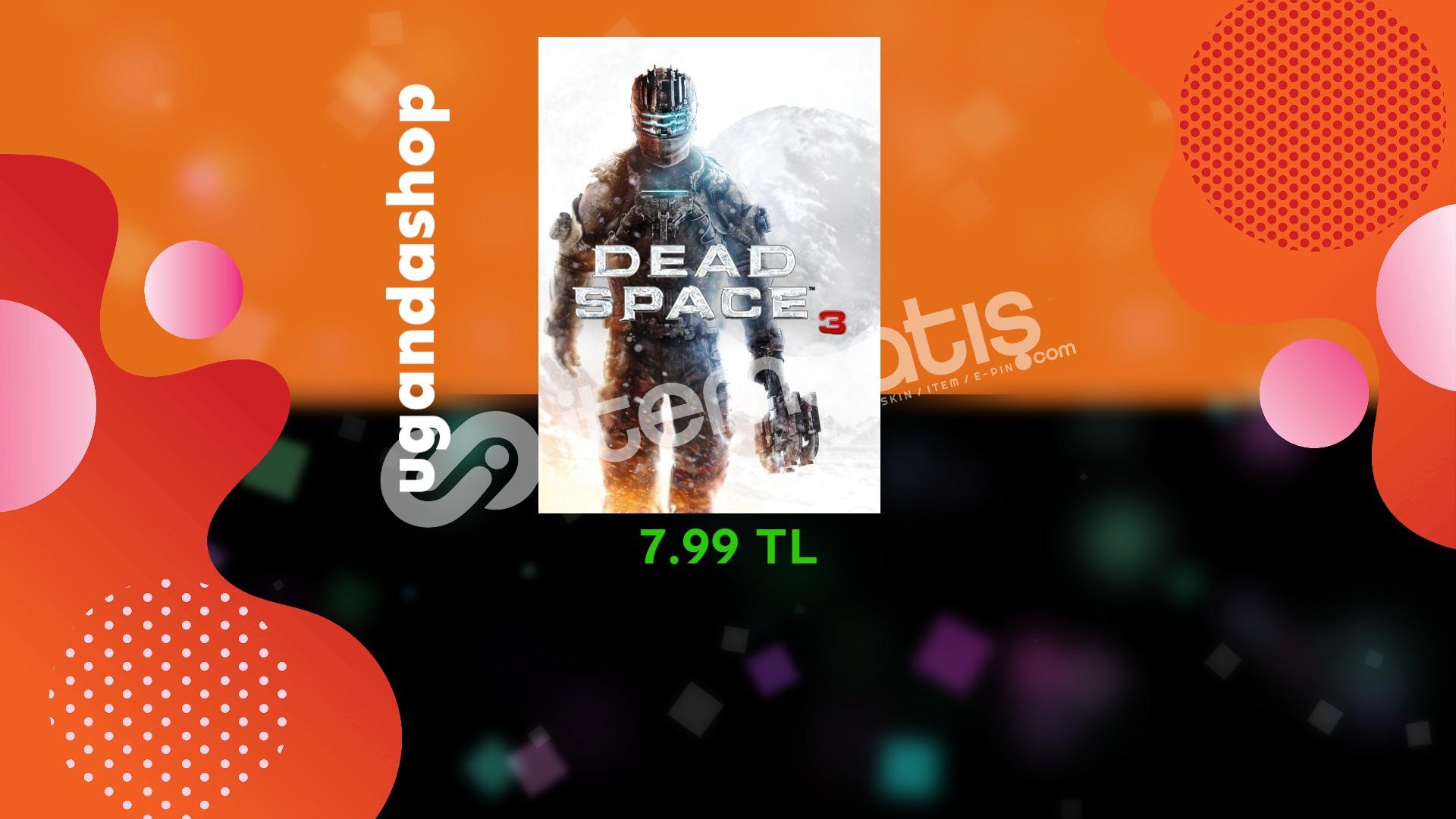 Dead Space 3 Online Origin Hesap + Garanti