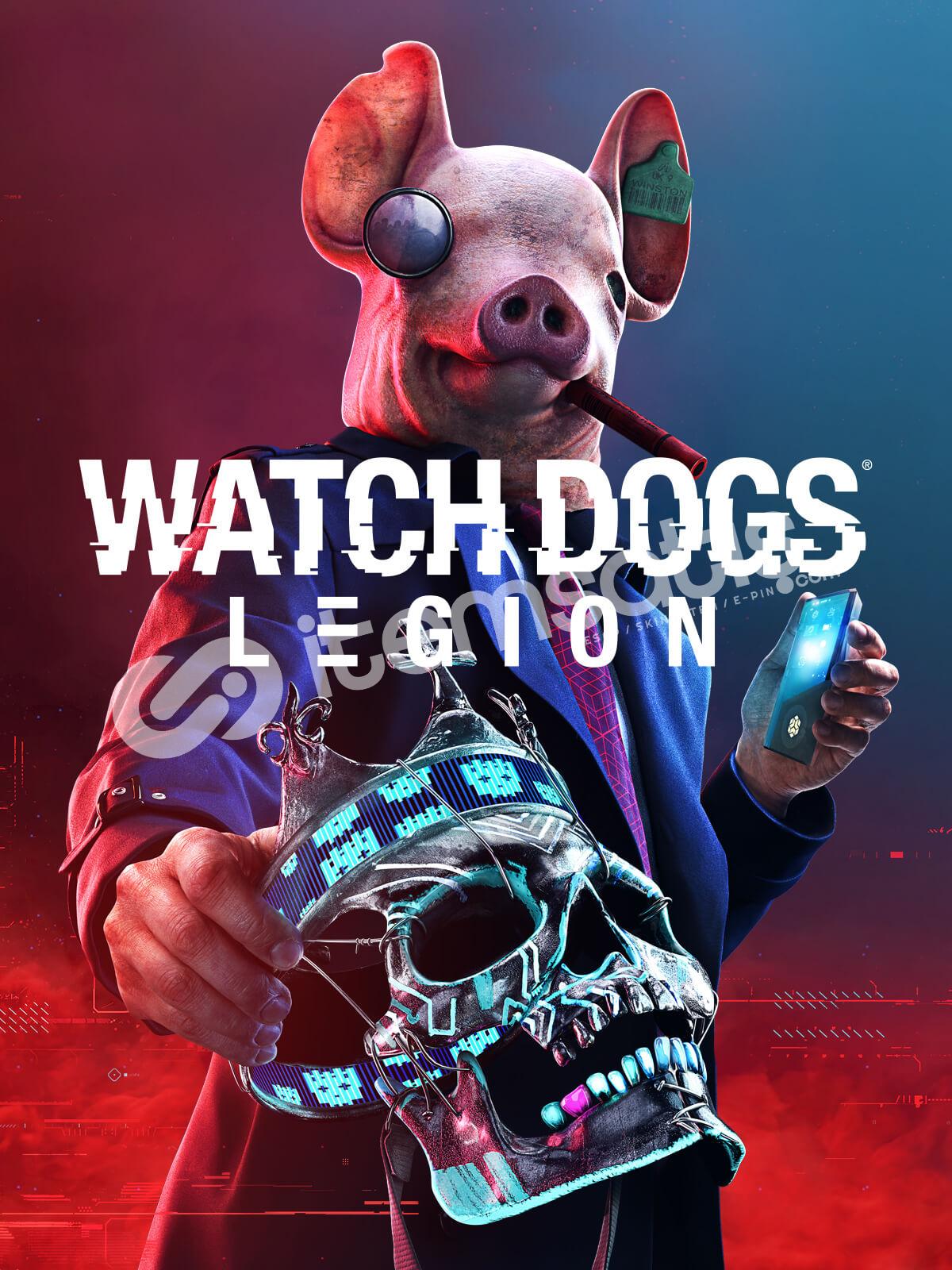 ⭐️WATCH DOGS: LEGION Ultimate GARANTİ⭐️⭐️⭐️