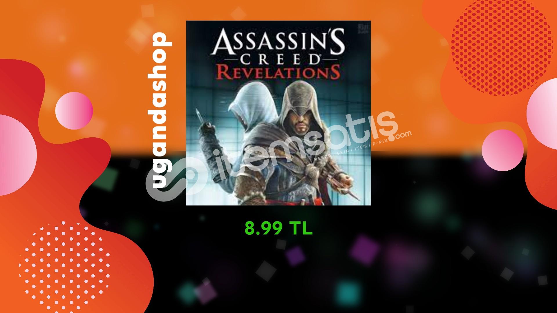 Assassin's Creed Revelations Online Uplay Hesap + Garanti