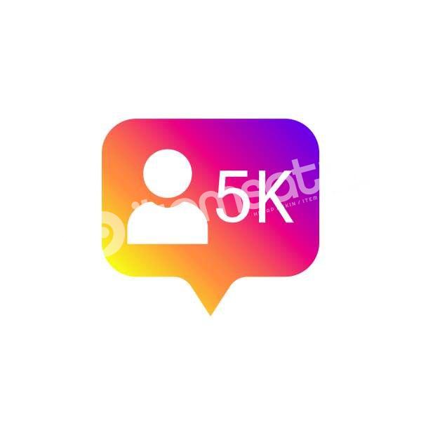 Instagram 5.000 Takipçi