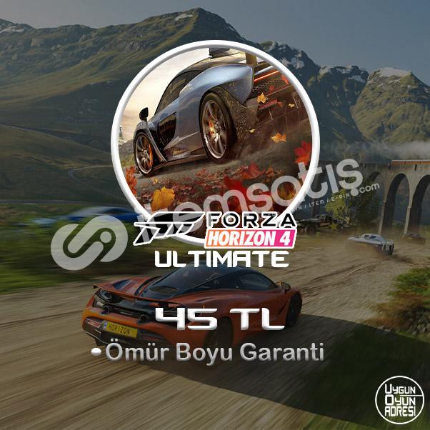 Forza Horizon 4 Ultimate Edition İNDİRİM!!