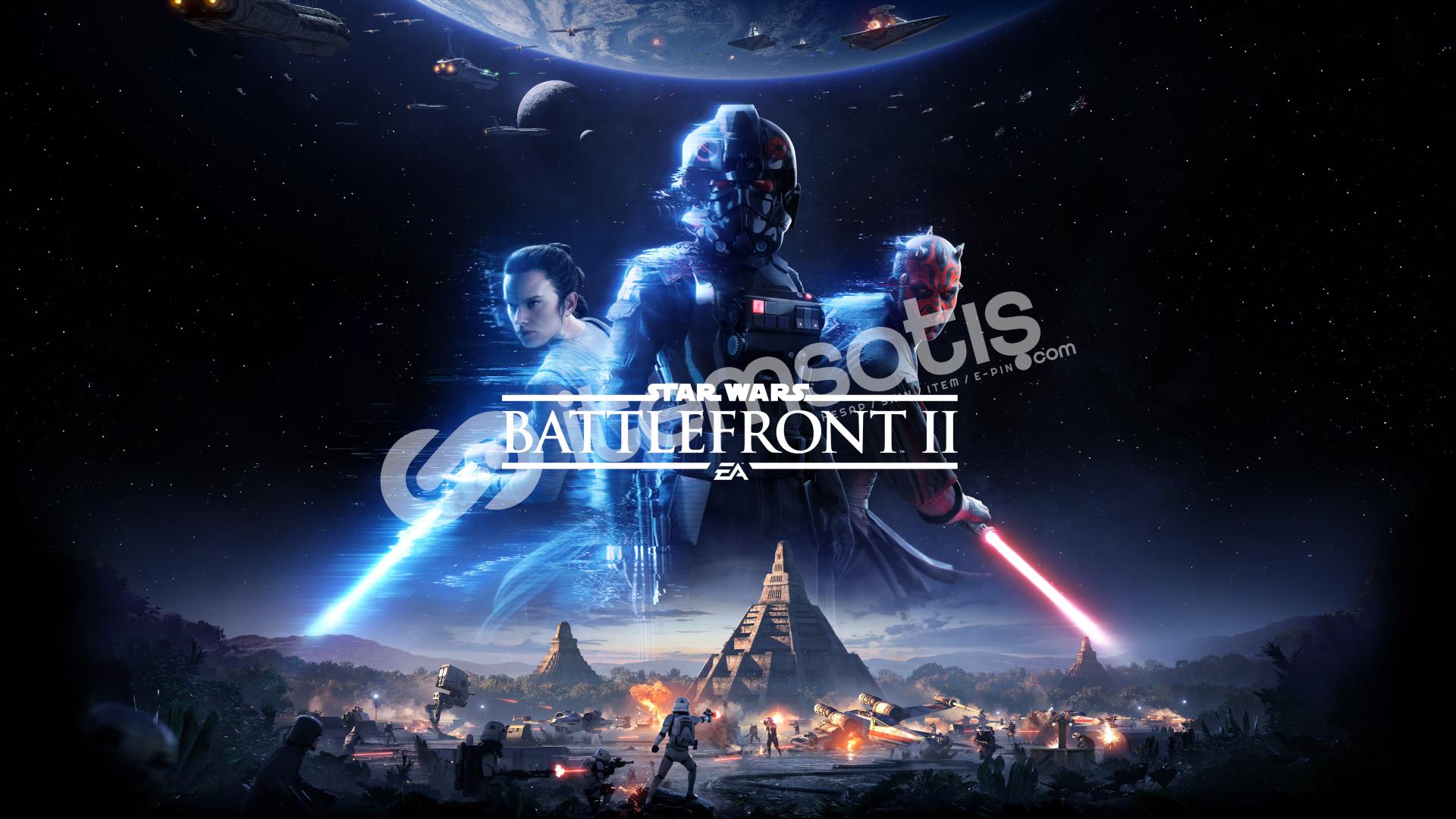 STAR WARS Battlefront 2 [5 Yıl Garanti]