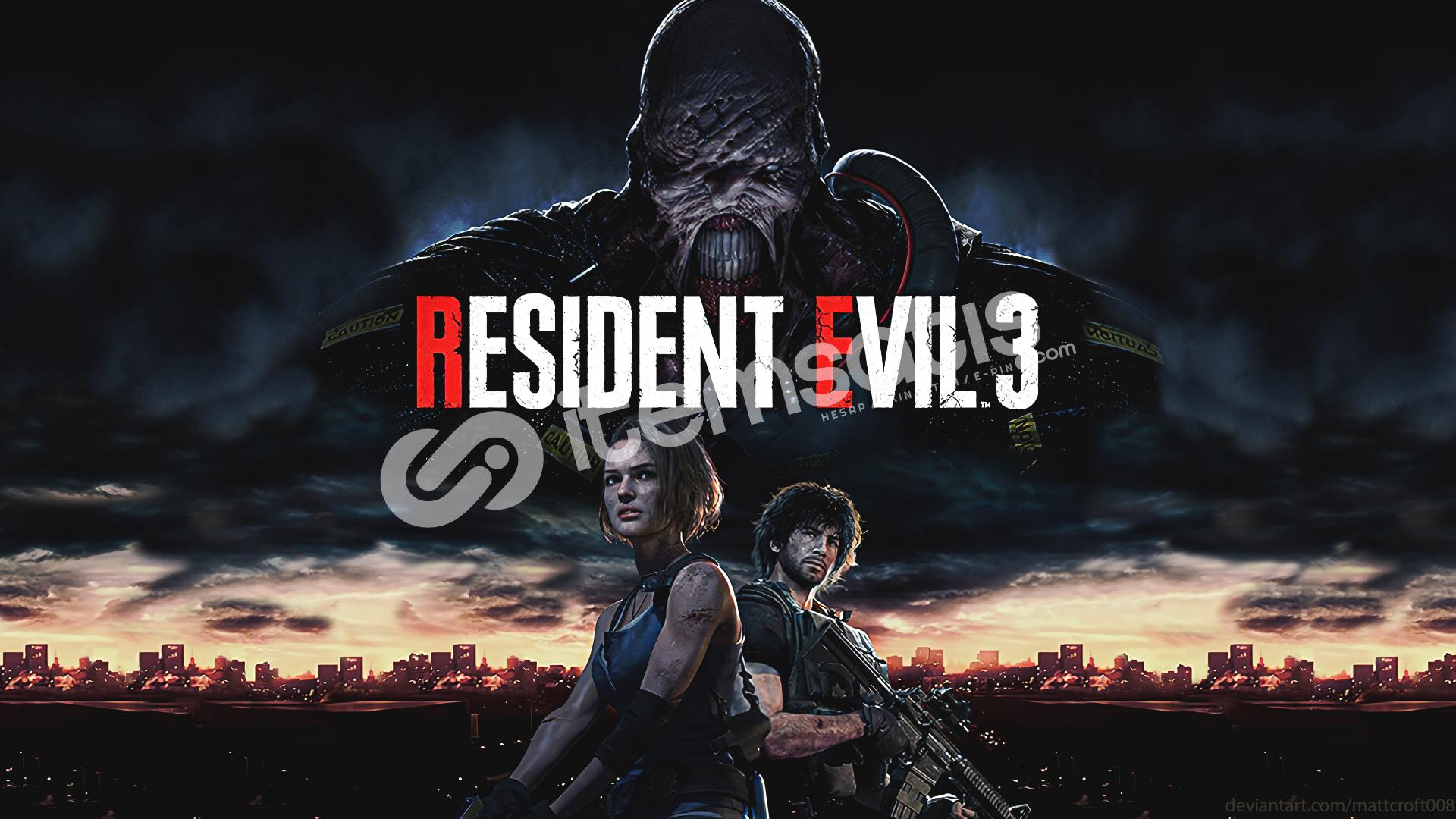 Resident Evil 3 + Garanti