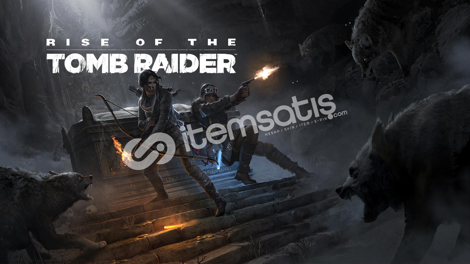 Rise Of The Tomb Raider + Garanti