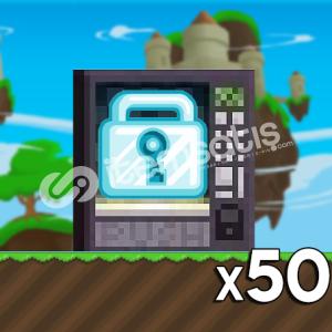 Growtopia - 50 Diamond Lock
