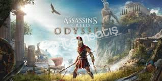 Assassin's Creed Odyssey (Geforce Now)
